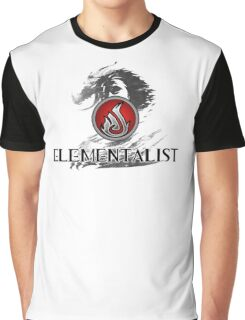 Elementalist - Guild Wars 2 Graphic T-Shirt