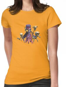 Clash of Clans Womens Fitted T-Shirt