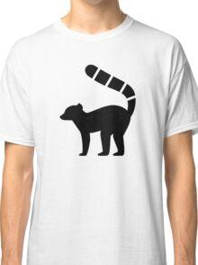 Lemur Silhouette Classic T-Shirt