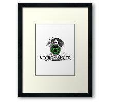 Necromancer - Guild Wars 2 Framed Print