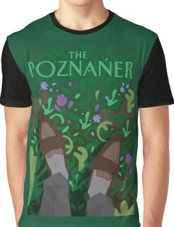 The Poznaner in Green Graphic T-Shirt