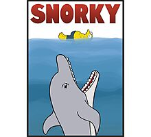 Snorky (Jaws) Photographic Print
