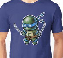 """TMNT -""""Leo"""" POOTERBELLY - DIE CUT Unisex T-Shirt"""