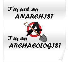 Anarchist NOT  Poster