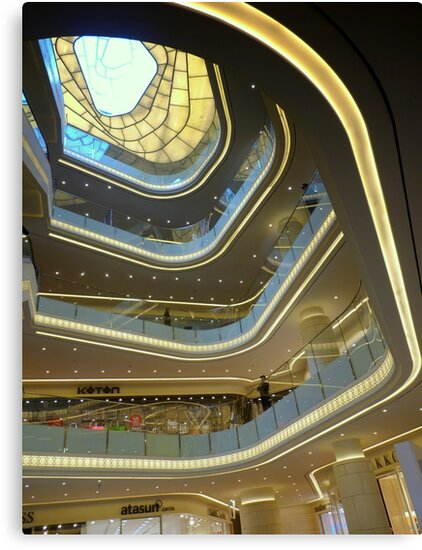 Shopping vertigo by bubblehex08