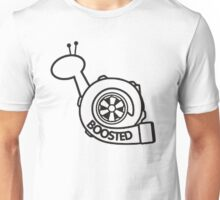 Boosted Snail Unisex T-Shirt