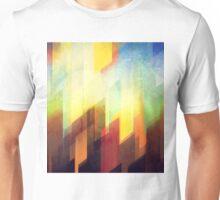 Minimalist Colorful Urban design Unisex T-Shirt