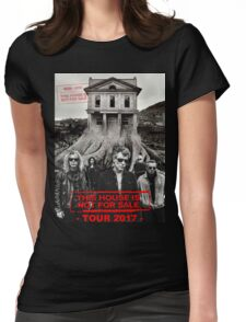 ttoy05 Bon Jovi This House Is Not For Sale Tour 2016 Womens Fitted T-Shirt
