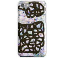 vessel with lid collage iPhone Case/Skin