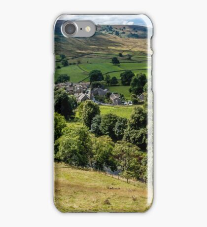 Burnsall Village Yorkshire Dales iPhone Case/Skin