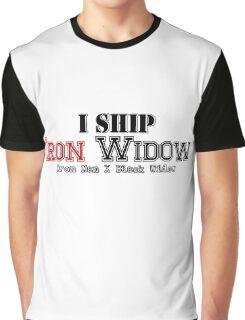 I Ship Iron Widow Graphic T-Shirt