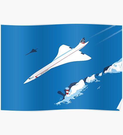 Concorde Poster