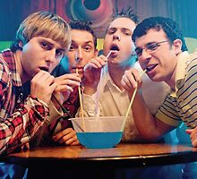Inbetweeners by LNagle