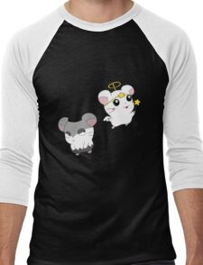 hamtaro Men's Baseball ¾ T-Shirt
