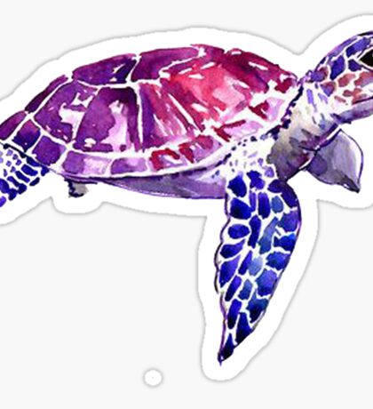 Lovely Turtle ll Sticker