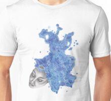 Strange Lady - Blue Unisex T-Shirt