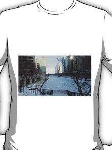 Chicago River T-Shirt