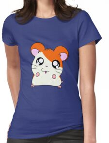 hamtaro Womens Fitted T-Shirt