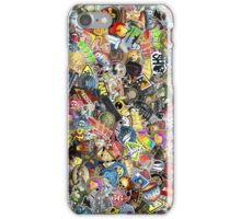 CSGO - Sticker Bomb iPhone Case/Skin