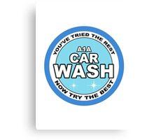 A1A Car Wash (Breaking Bad) Canvas Print