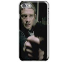 John Watson Case iPhone Case/Skin