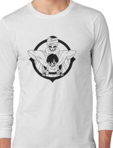 Skeleton Gohan & Piccolo Long Sleeve T-Shirt