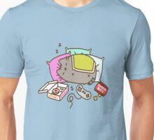pusheen gamer  puff Unisex T-Shirt