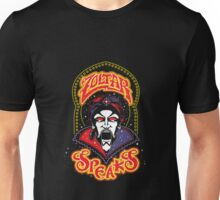 Zoltar Speaks Big - Red Variant Unisex T-Shirt