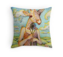 """Paradox"" Throw Pillow"