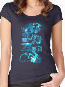Dungeon Crawlers Women's Fitted Scoop T-Shirt