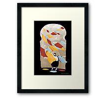 The Dyer Framed Print