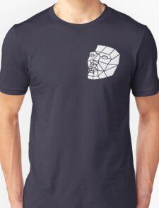 PEACEKEEPER_Cyber White_ T-Shirt
