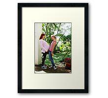 lifestage Framed Print