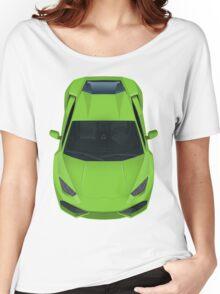 Lamborghini Huracan Women's Relaxed Fit T-Shirt