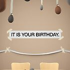 The Office - IT IS YOUR BIRTHDAY. by husman123