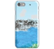Morning View Landscape iPhone Case/Skin