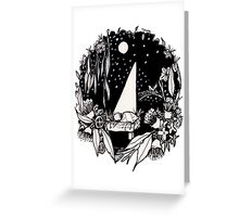 Christmas Nativity - Kerry Beazley Kaboom Art Greeting Card