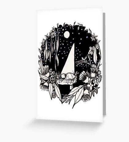 Christmas Nativity - Kerry Beazley Greeting Card