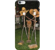 FUNNY HUMEROUS HOME MADE STATUES SERIES FOUR PICTURE AND OR CARD (MY FAVORITE LOL) iPhone Case/Skin
