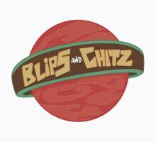 Blips and Chitz Kids Tee
