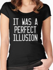 Perfect Illusion (II) - Lady Gaga Women's Fitted Scoop T-Shirt