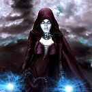 The Sorceress of the Silent Sea by simonbreeze