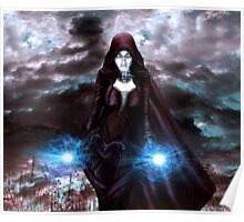 The Sorceress of the Silent Sea Poster