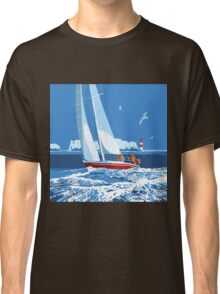 The Needles, Isle of Wight Classic T-Shirt