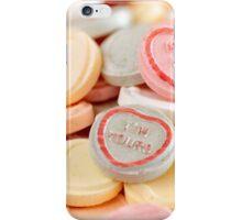 Kiss Me Sugar Lips iPhone Case/Skin