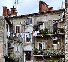Pula, Croatia by lynn carter