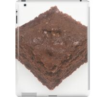 Chocolate Brownie iPad Case/Skin