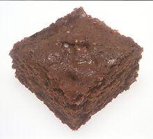 Chocolate Brownie by BravuraMedia