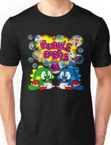 Bubble Bobble Retro Unisex T-Shirt