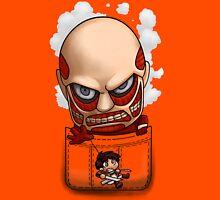 Pocket Attack on Titan Unisex T-Shirt